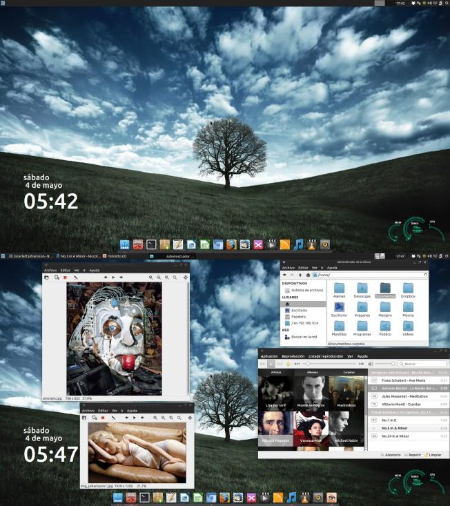 Desktop Árbol de la sabiduría